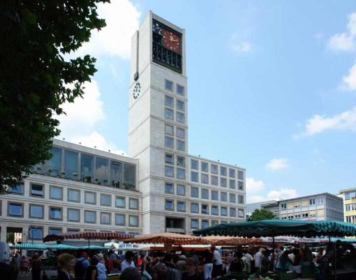 Town hall (c) Stadt Stuttgart